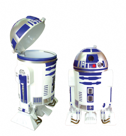 R2-D2 Trash Can R2d210