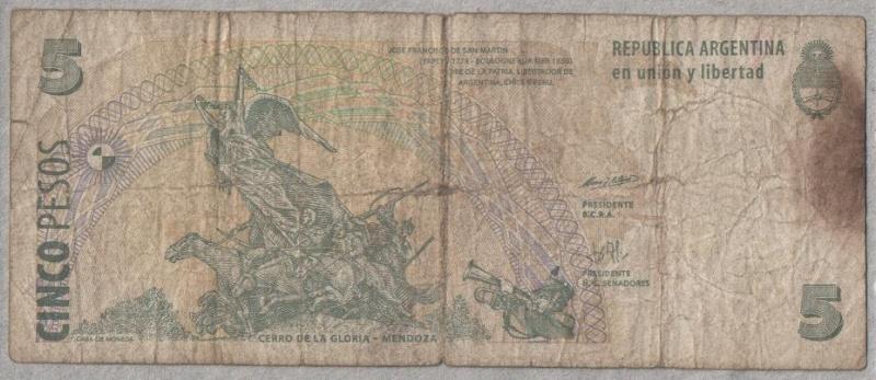 5 Pesos Argentinos Argent11