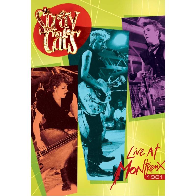 Un Vintage Stray Cats concert en DVD? 8945_910