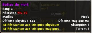 armure lvl 50 pvp Maille21