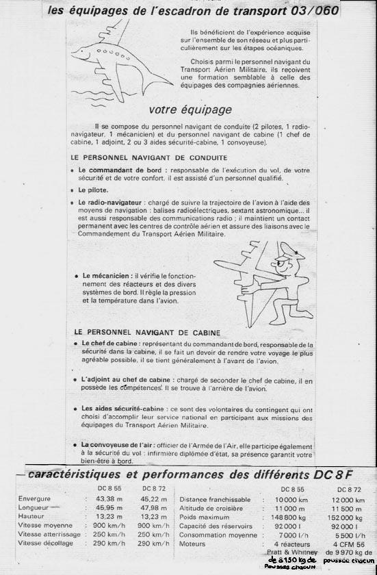 [Aéronavale divers] DC8 COTAM - Page 2 Sans_t11