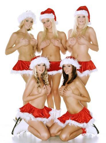 Happy Christmas everyone :) Hot_no10