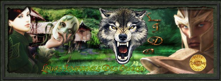 Loups Infames Des Oublis