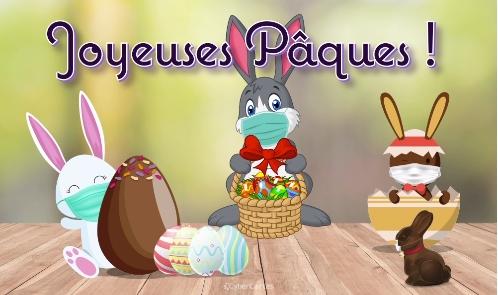 joyeuses pâques 12651510