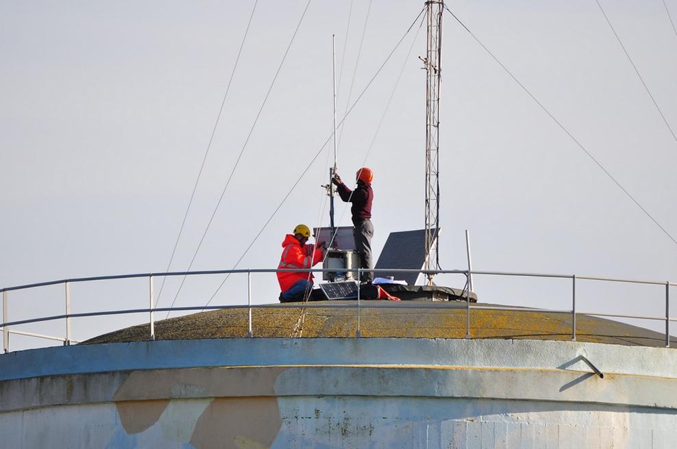 Travaux sur antenne chateau d'eau ! Dsc_0038