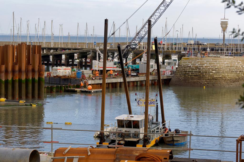 Chantier Port Haliguen Quiberon  2018 + 2019 ! - Page 5 Dsc_0048