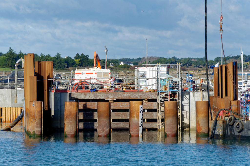 Chantier Port Haliguen Quiberon  2018 + 2019 ! - Page 5 Dsc_0067