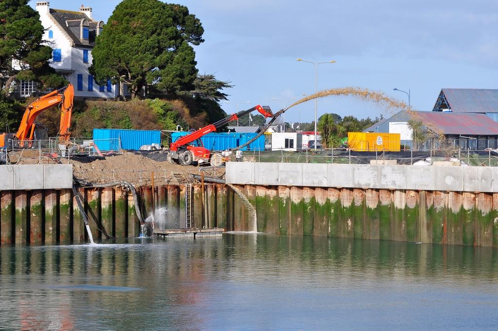 Chantier Port Haliguen Quiberon  2018 + 2019 ! - Page 6 Dsc_0089