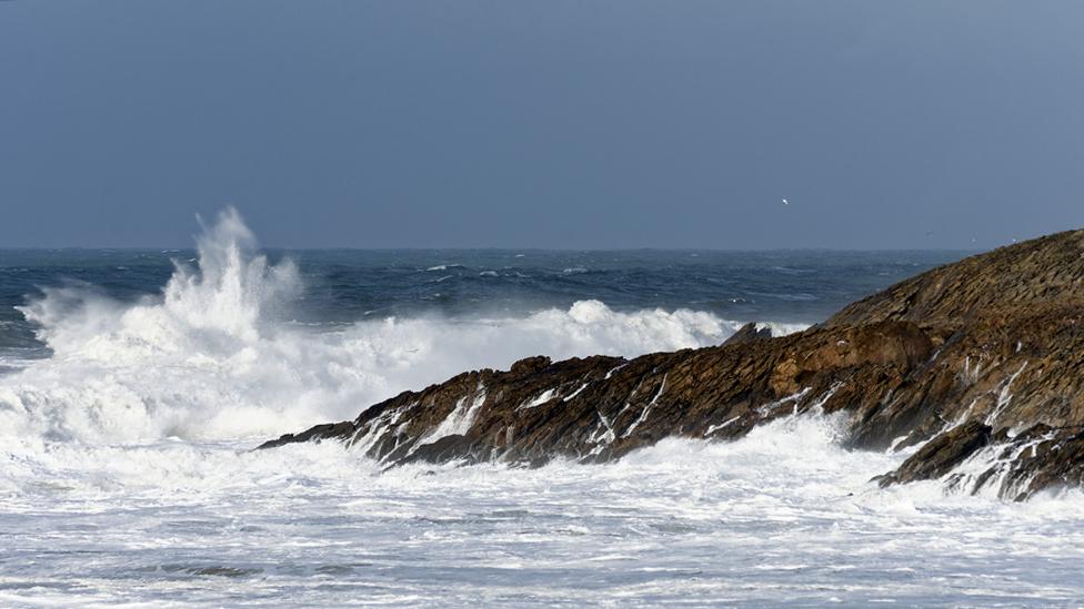 """""""fabien"""" vu de la côte Sauvage avec le soleil c'est cool !!! Dsc_0213"""