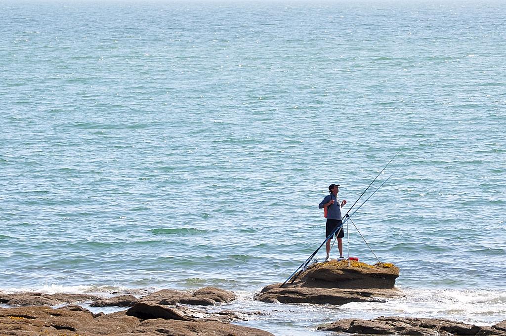 le pêcheur solitaire bis ! Dsc_0356