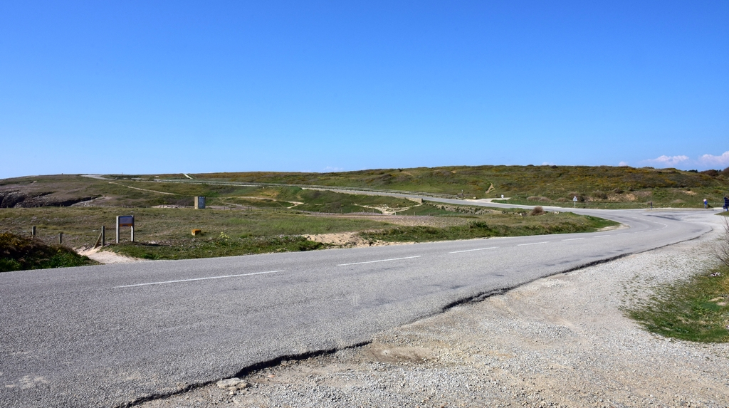 Route Côte Sauvage au repos ! Dsc_0853