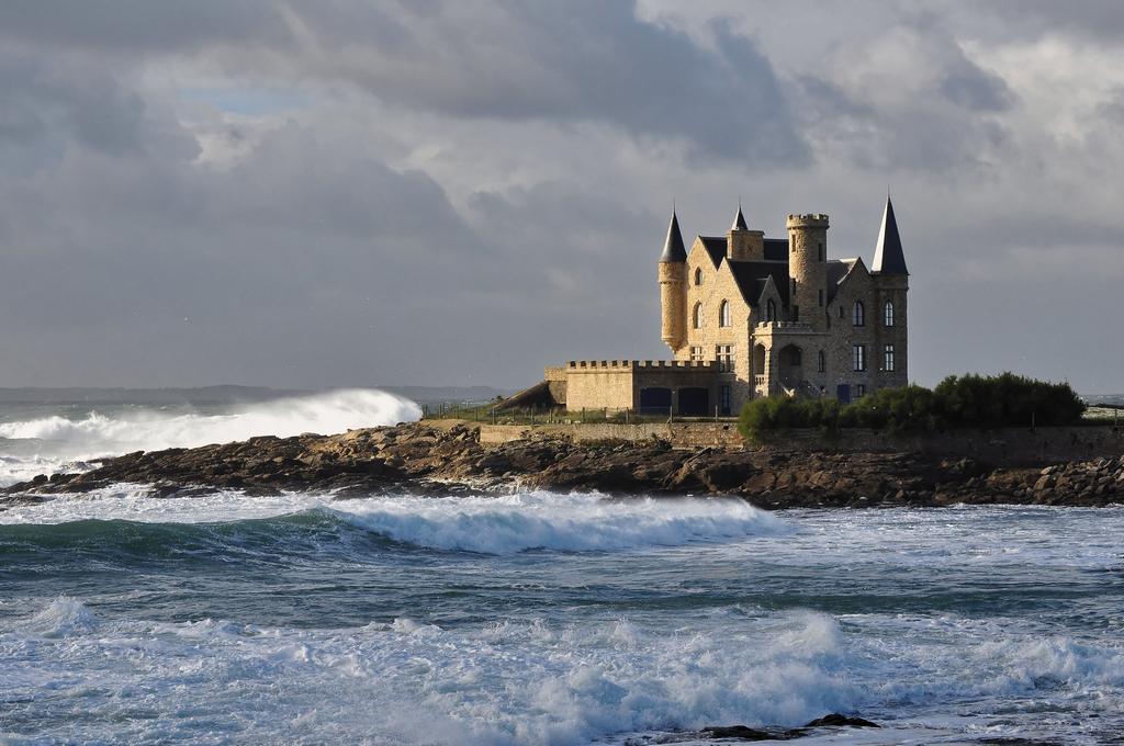 """Pas nouveau mais toujours photogénique ce chateau de ma """"mer"""" ! Dsc_1937"""