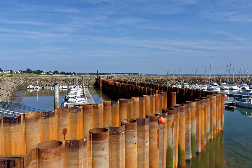 Chantier Port Haliguen Quiberon  2018 + 2019 ! - Page 3 Dsc_3610