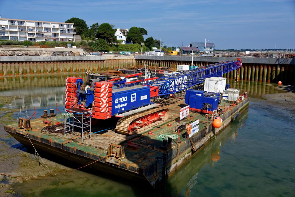 Chantier Port Haliguen Quiberon  2018 + 2019 + 2020 + 2021 ! - Page 3 Dsc_3613