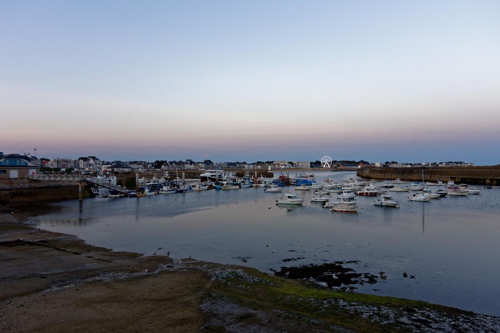 Port Maria au crépuscule (Quiberon) Dsc_3622