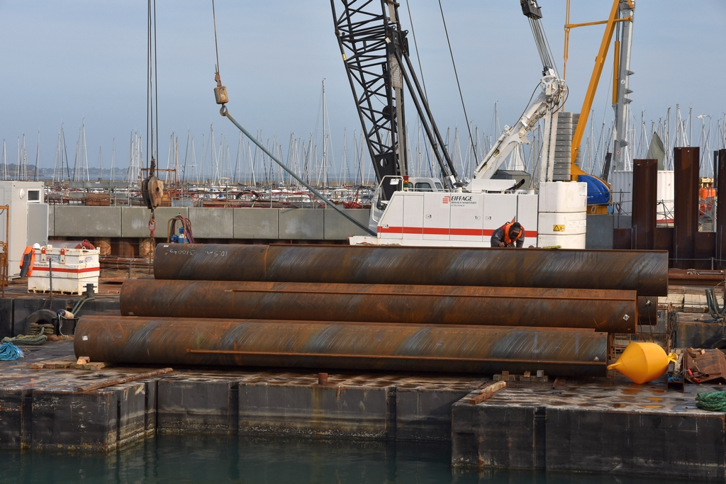 Chantier Port Haliguen Quiberon  2018 + 2019 + 2020 + 2021 ! - Page 3 Dsc_4118
