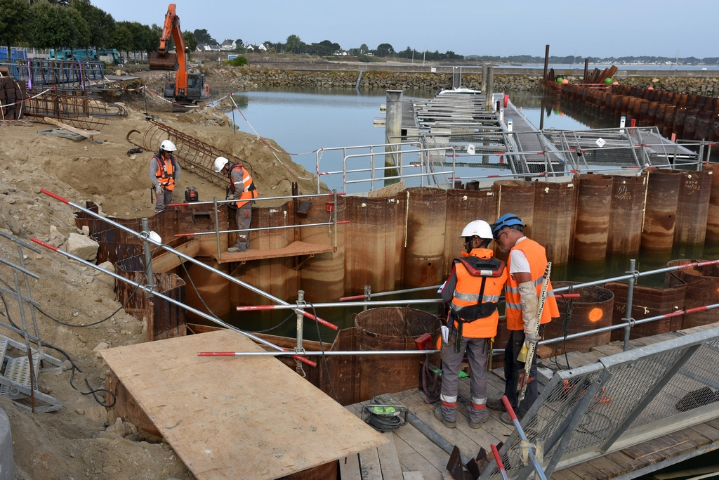 Chantier Port Haliguen Quiberon  2018 + 2019 + 2020 + 2021 ! - Page 3 Dsc_4126