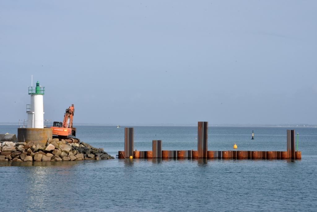 Chantier Port Haliguen Quiberon  2018 + 2019 ! - Page 3 Dsc_4219