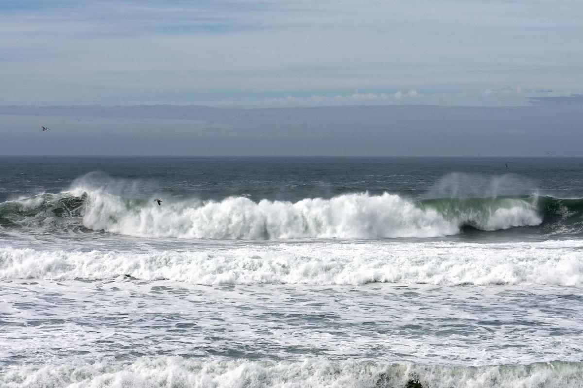 Mer démontée sur la Côte Sauvage Dsc_4525