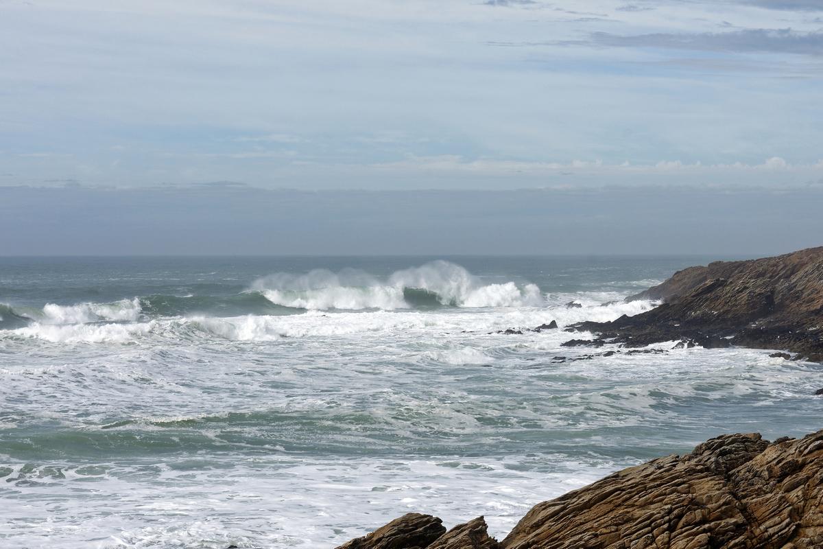Mer démontée sur la Côte Sauvage Dsc_4610