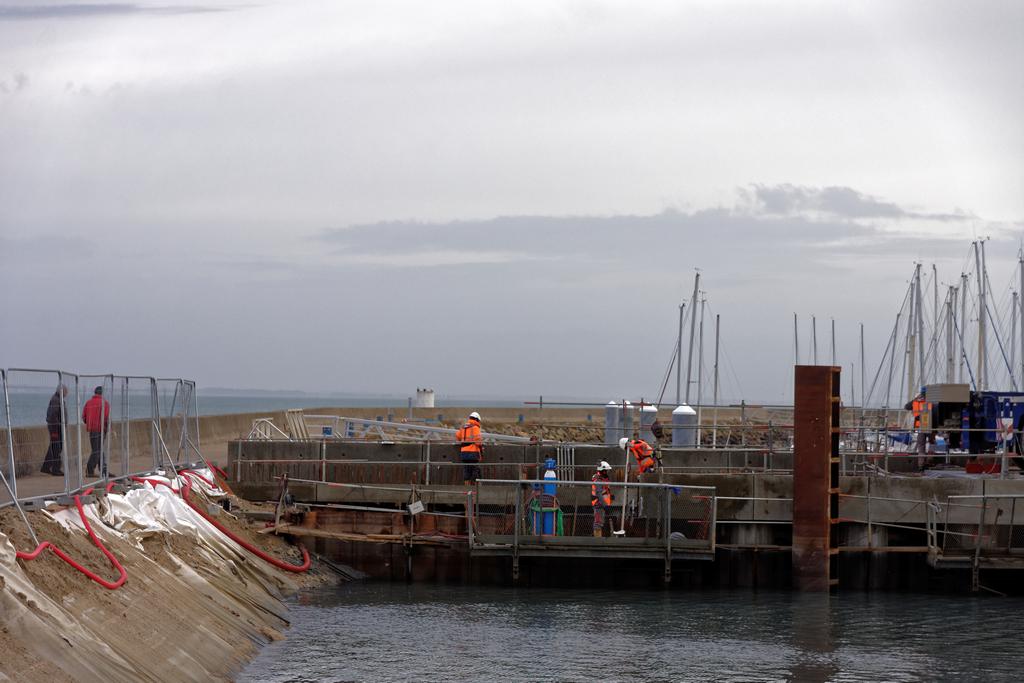 Chantier Port Haliguen Quiberon  2018 + 2019 + 2020 ! - Page 4 Dsc_4919