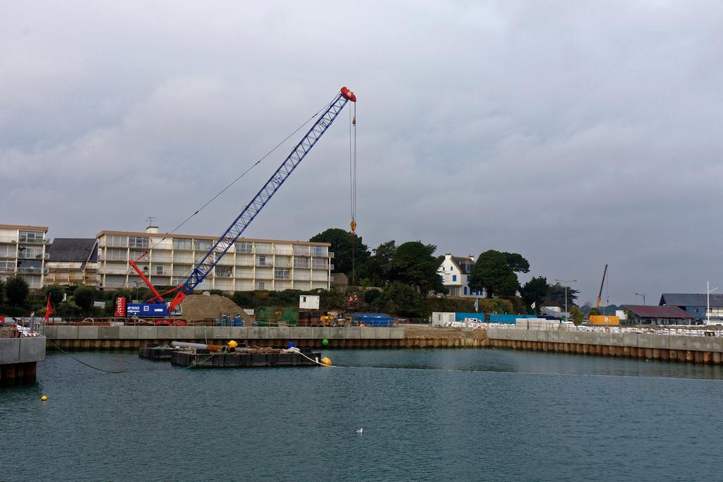 Chantier Port Haliguen Quiberon  2018 + 2019 ! - Page 5 Dsc_5012