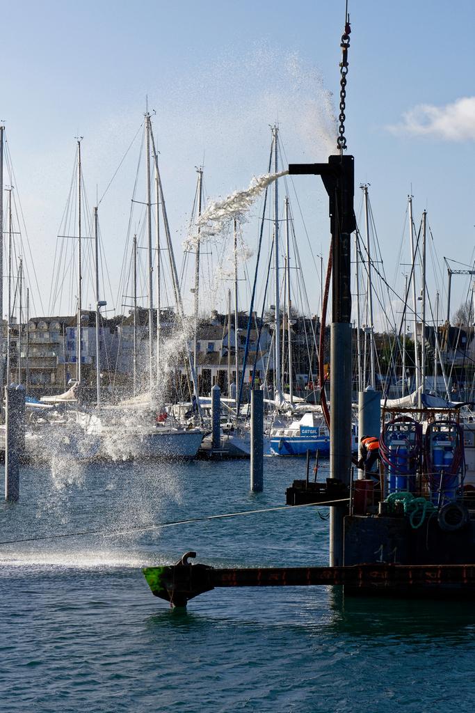 Chantier Port Haliguen Quiberon  2018 + 2019 ! - Page 5 Dsc_5231