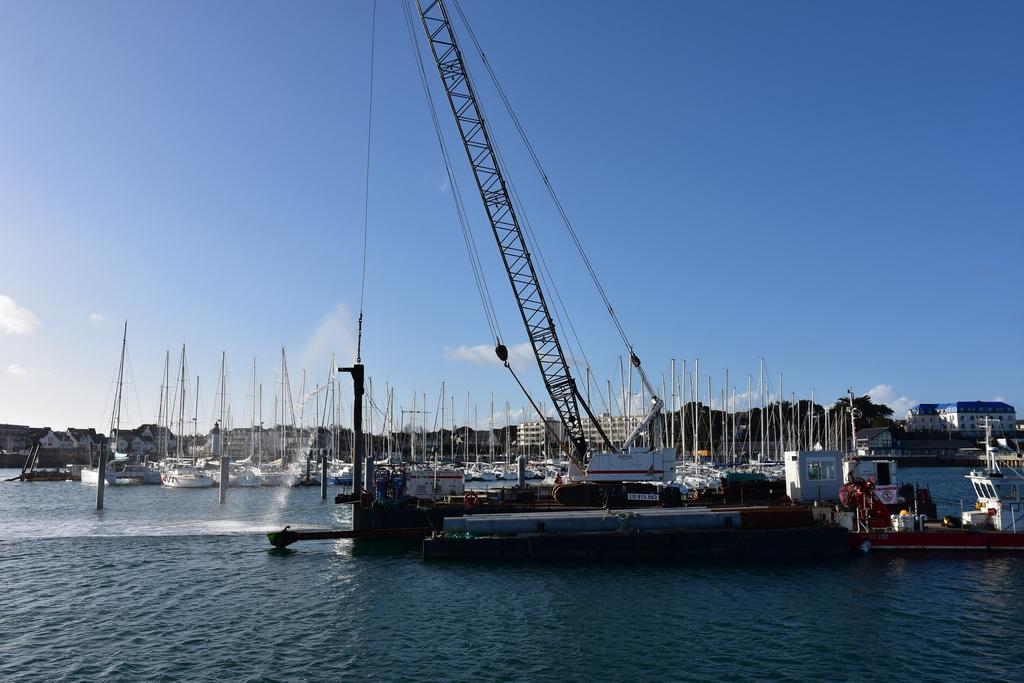 Chantier Port Haliguen Quiberon  2018 + 2019 ! - Page 5 Dsc_5233