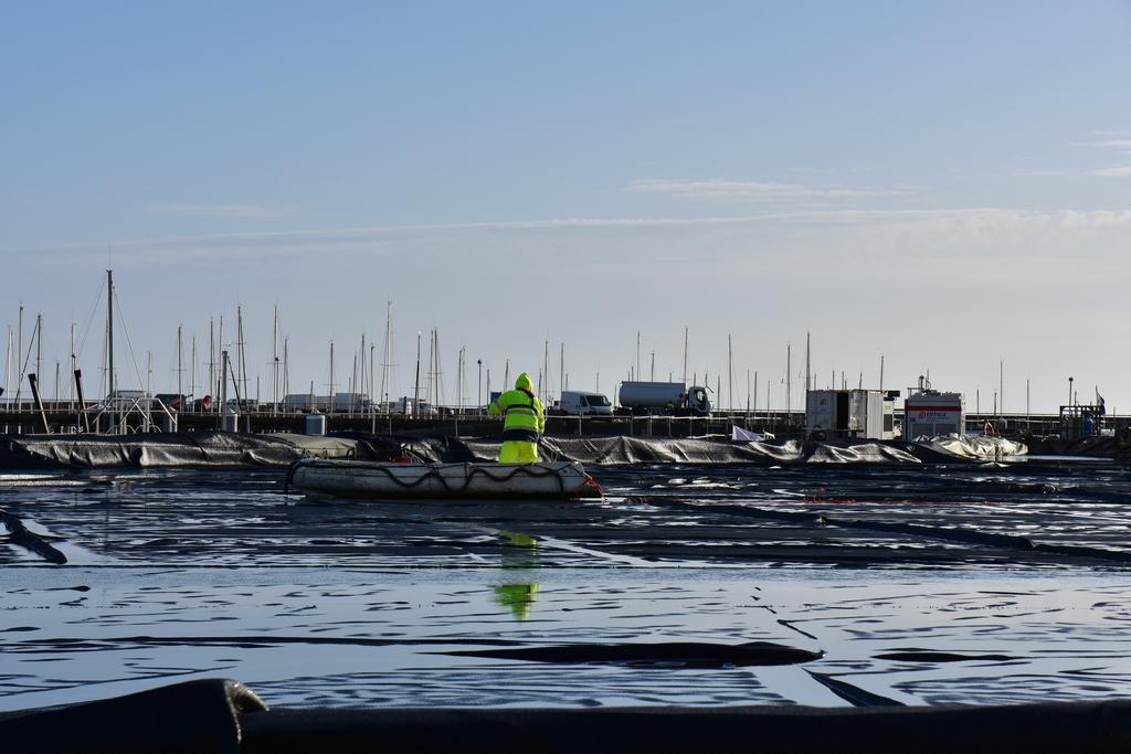Chantier Port Haliguen Quiberon  2018 + 2019 ! - Page 5 Dsc_5237