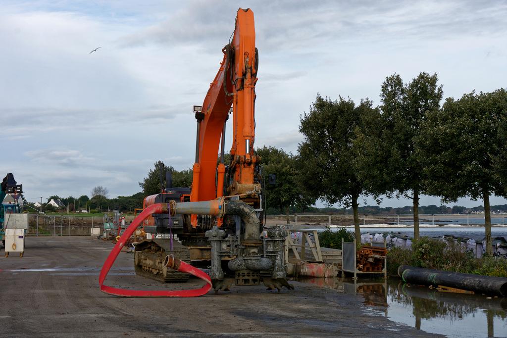 Chantier Port Haliguen Quiberon  2018 + 2019 ! - Page 5 Dsc_5314