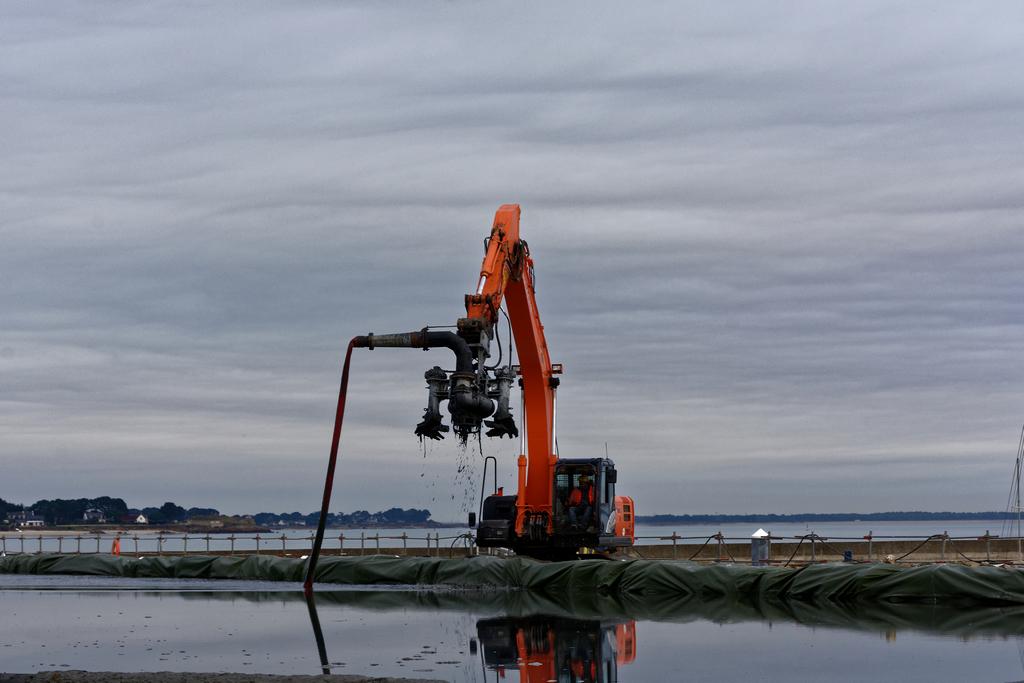 Chantier Port Haliguen Quiberon  2018 + 2019 ! - Page 5 Dsc_5317