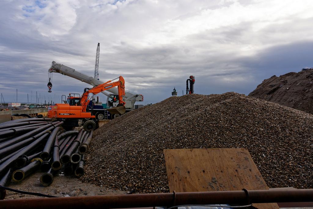 Chantier Port Haliguen Quiberon  2018 + 2019 ! - Page 5 Dsc_5412