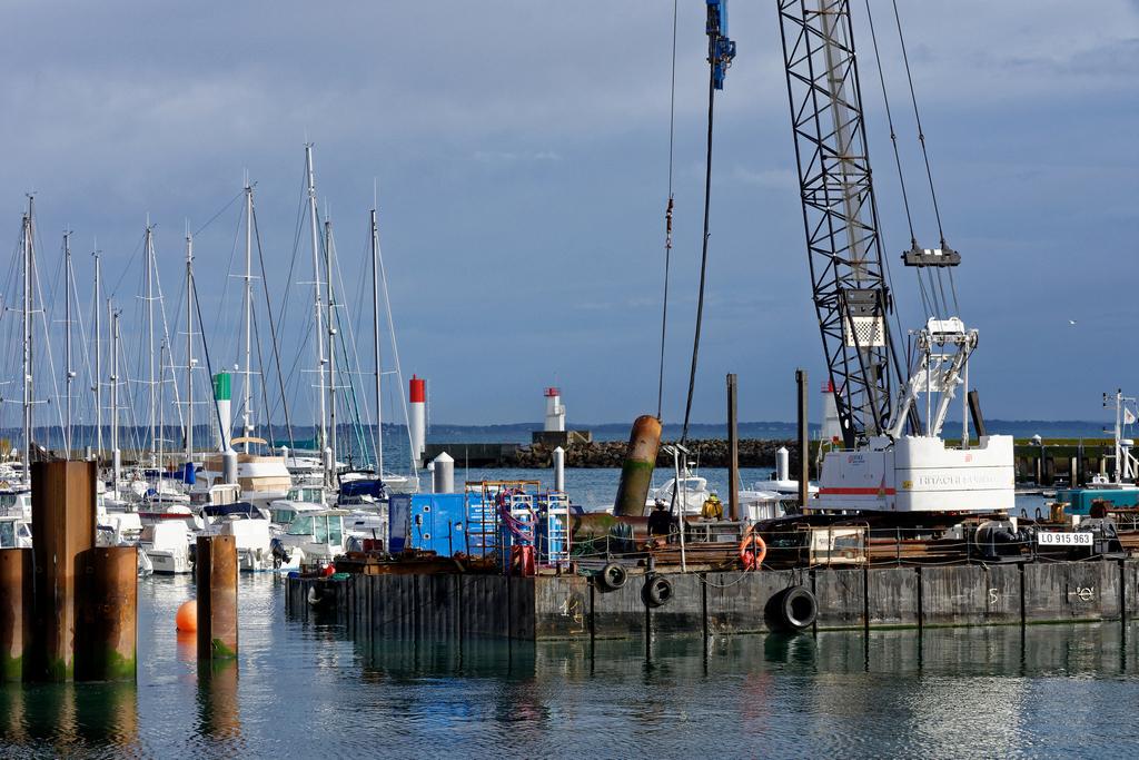 Chantier Port Haliguen Quiberon  2018 + 2019 ! - Page 5 Dsc_5413