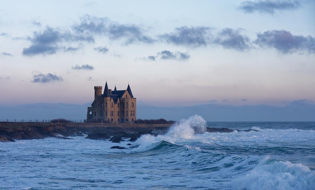 Château Turpault fin de soirée ! Dsc_5610