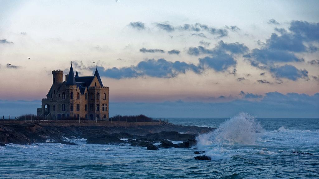 Château Turpault fin de soirée ! Dsc_5611