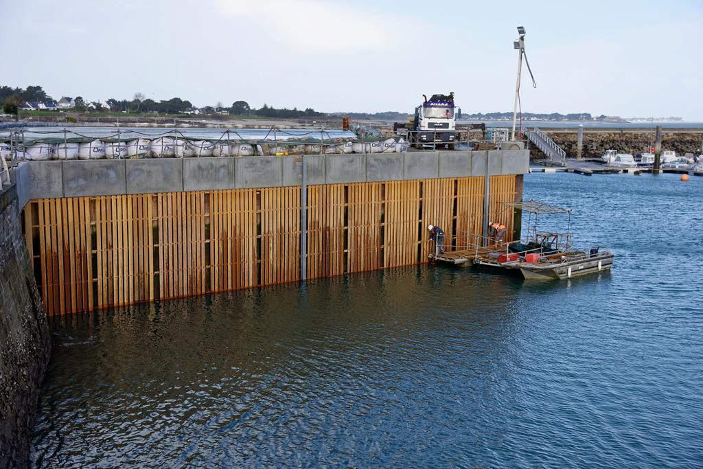 Chantier Port Haliguen Quiberon  2018 + 2019 + 2020 ! - Page 6 Dsc_5731