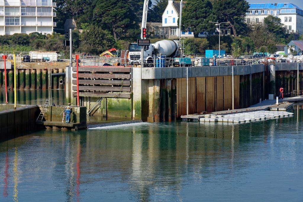 Chantier Port Haliguen Quiberon  2018 + 2019 ! - Page 6 Dsc_5920