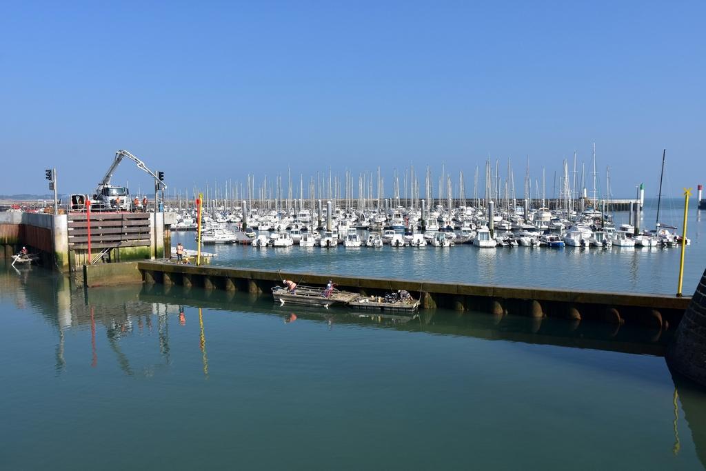 Chantier Port Haliguen Quiberon  2018 + 2019 ! - Page 6 Dsc_5921