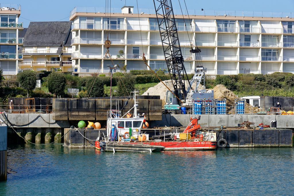 Chantier Port Haliguen Quiberon  2018 + 2019 ! - Page 6 Dsc_6021