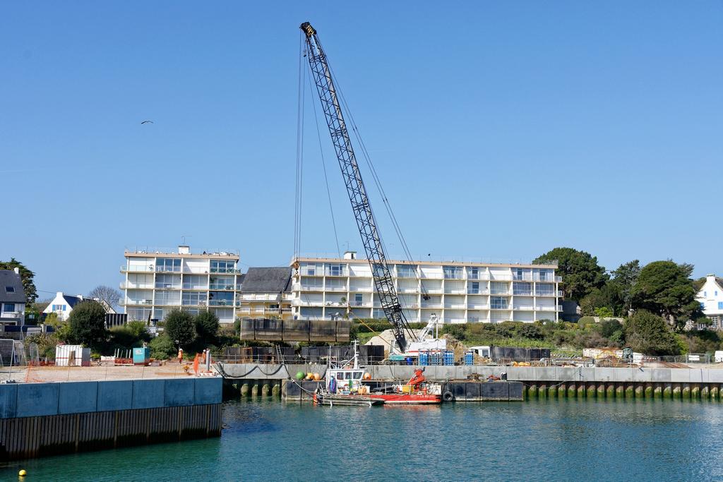 Chantier Port Haliguen Quiberon  2018 + 2019 ! - Page 6 Dsc_6022