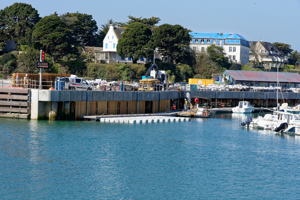 Chantier Port Haliguen Quiberon  2018 + 2019 ! - Page 6 Dsc_6028