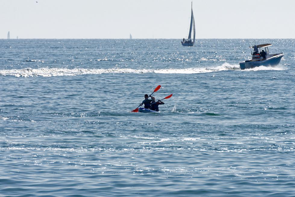 Trois façon d'aller en mer, voir plus !!! Dsc_6717