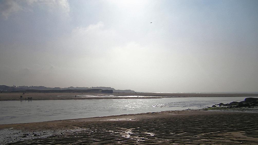 Fin de journée sur la plage ! Imgp0110