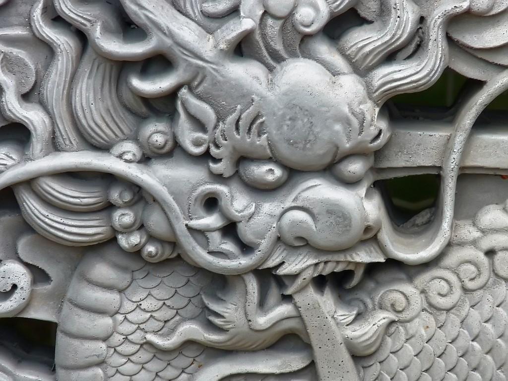 Mytologie Chinoise Dragon  P1040716