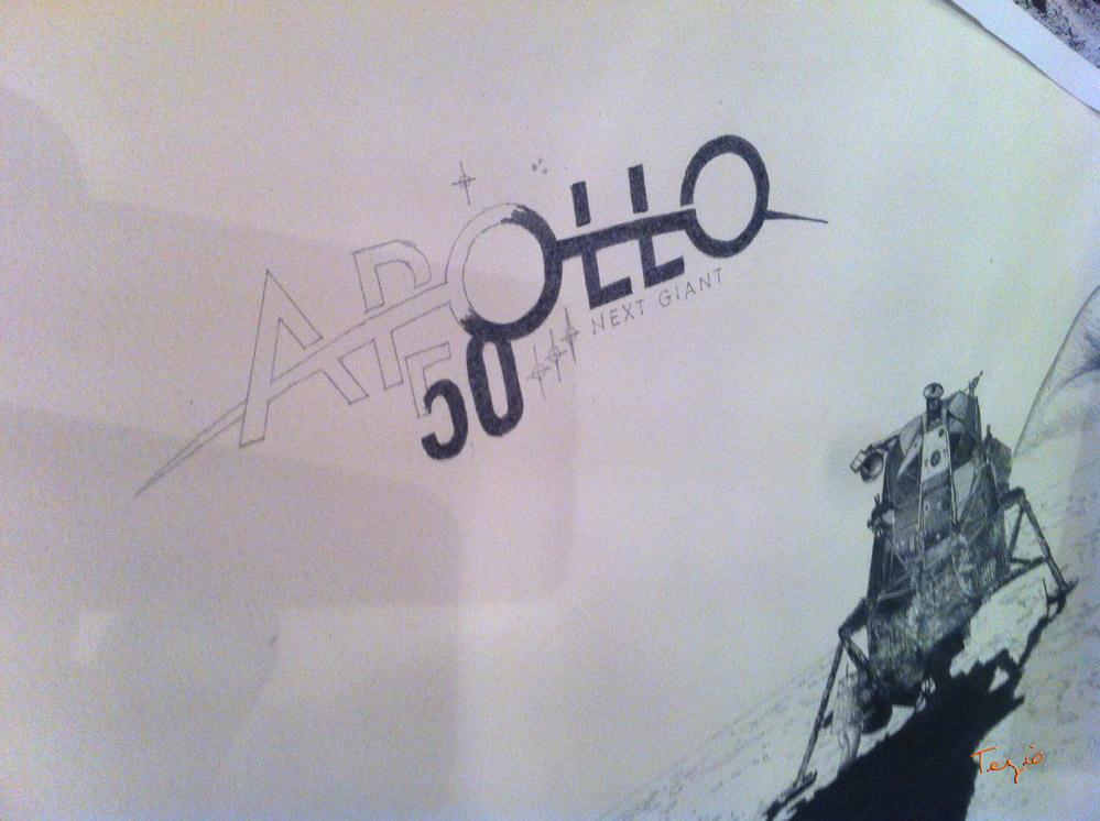 20 juillet 1969 - Hommage à JFK 0710