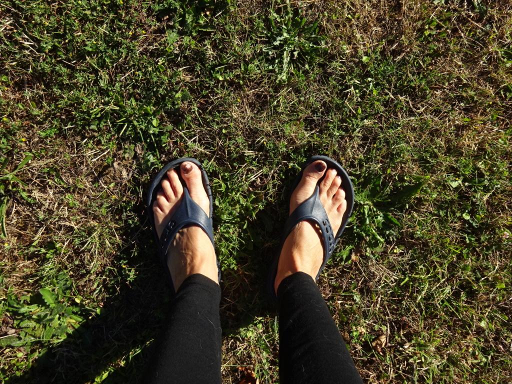 6 juillet : nos pieds Dsc01213