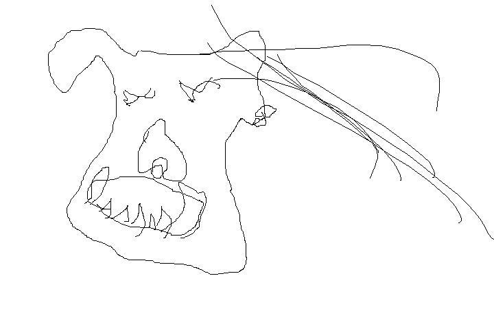 voy a hacer un dibujo del orco[finalizado] Orco10