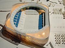 Olympique de Marseille Stade210