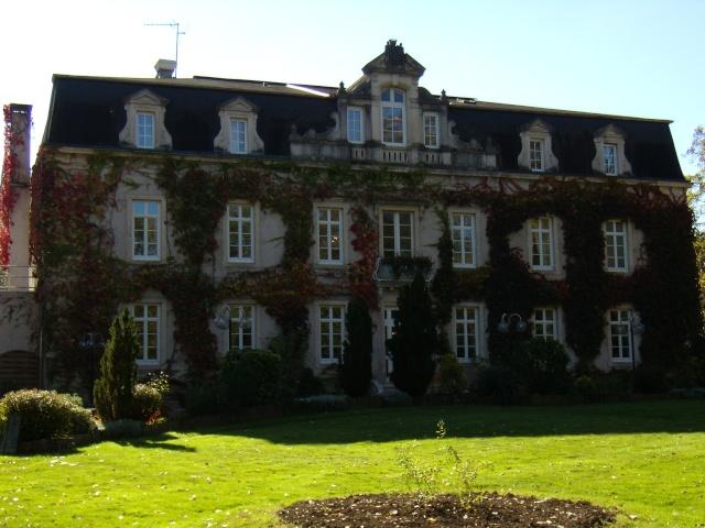 Chateau de Nantilly Pa200010