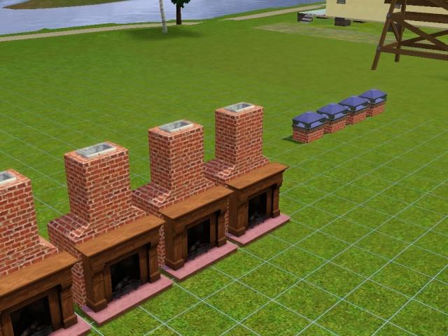 [Sims 3] Créer des effets spéciaux directement dans le jeu! Screen12
